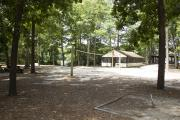 Photo: Cypress Point Pavilions, Trap Pond State Park