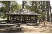 Photo: Open Pavilion, Trap Pond State Park